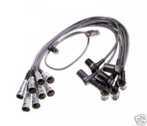 BOSCH Ignition Wire Set 86-91 Mercedes 420SEL 560SL SEL
