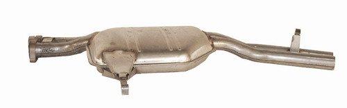 85 - 91 Mercedes 300SE Center Muffler Resonator 175301