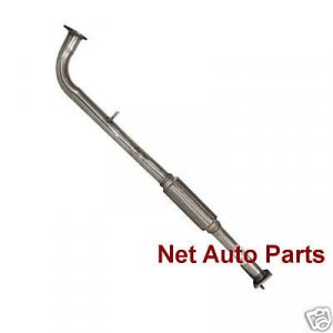 Front Flex Exhaust Pipe 1986-89 Accord DX LX LXi EXi S 786-329