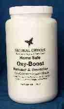 Oxy-boost  Destainer & Deodorizer Oxygen Bleach  6pnds