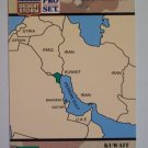 Desert Storm Collectible Card - Card #31 - Pro Set - Mint