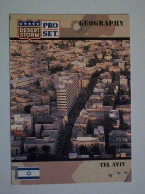 Desert Storm Collectible Card - Card #59 - Pro Set - Mint