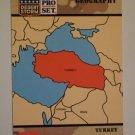 Desert Storm Collectible Card - Card #60 - Pro Set  - Mint