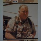 Desert Storm Collectible Card - Card #89 - Pro Set - Mint