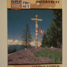 Desert Storm Collectible Card - Card #91 - Pro Set - Mint