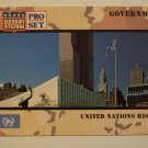 Desert Storm Collectible Card - Card #96 - Pro Set - Mint