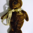 "Girl Scout ""I ♥ Camp"" Camp Tanasi Brown Bear *RARE*"