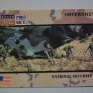 Desert Storm Collectible Card - Card #109 - Pro Set - Mint