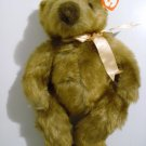 """Large Classic TY Beanie Baby - """"Baby Ginger"""" - 1996"""