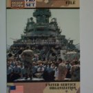 Desert Storm Collectible Card - Card #150 - Pro Set - Mint