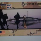 Desert Storm Collectible Card - Card #158 - Pro Set - Mint