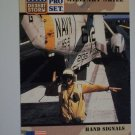 Desert Storm Collectible Card - Card #160 - Pro Set - Mint