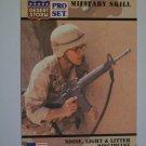 Desert Storm Collectible Card - Card #170 - Pro Set - Mint