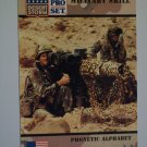 Desert Storm Collectible Card - Card #171 - Pro Set - Mint