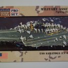 Desert Storm Collectible Card - Card #184 - Pro Set - Mint
