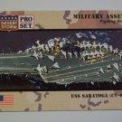 Desert Storm Collectible Card - Card #184 - Pro Set - Mint