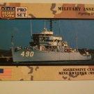 Desert Storm Collectible Card - Card #188 - Pro Set - Mint