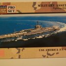 Desert Storm Collectible Card - Card # 193 - Pro Set - Mint