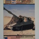 Desert Storm Collectible Card - Card # 205 - Pro Set - Mint