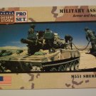 Desert Storm Collectible Card - Card # 210 - Pro Set - Mint