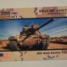 Desert Storm Collectible Card - Card # 211 - Pro Set - Mint