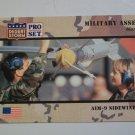 Desert Storm Collectible Card - Card # 217 - Pro Set - Mint