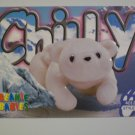 TY Beanie Baby Card # 72 Chilly the Polar Bear - Style # 4012