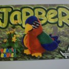 TY Beanie Baby Card # 97 Jabber the Parrot - Style # 4197