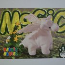 TY Beanie Baby Card # 106 Magic the Dragon - Style # 4088