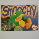 TY Beanie Baby Card # 134 Smoochy the Frog - Style # 4039