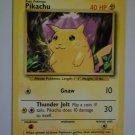 Pikachu 40 HP - LV. 12 # 25