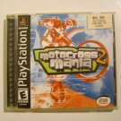 Motorcross Mania 2 - Playstation Game