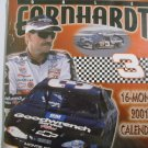 Dale Earnhardt 16-Month 2001 Calendar - Unopened