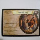 "Harry Potter ""Scottish Stag"" Trading Card 103/116"
