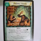 "Harry Potter ""Potions Mistake"" Trading Card 100/116"
