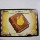 "Harry Potter ""Quidditch"" Lesson Trading Card 79/80"