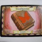 Harry Potter &quot;Transfiguration&quot; Lesson Trading Card 116/116