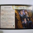 "Harry Potter ""Gaze Into The Mirror"" Trading Card 6/80"