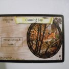 "Harry Potter ""Cunning Fox"" Trading Card  57/80"