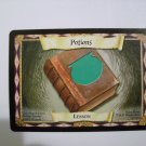 "Harry Potter ""Potions"" Lesson Trading Card 115/116"