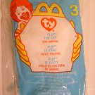 "McDonald's TY Beanie #3 ""Flip The Cat"" 2000"