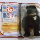 McDonald&#39;s TY Beanie #11  &quot;The End&quot; The Bear 2000