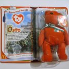 "McDonald's TY Beanie #5 ""Osito"" The Bear 2000"