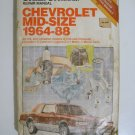 1964-88 Chevrolet Mid-Size Chilton Repair Manual