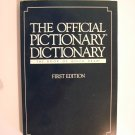 The Official Pictionary Dictionary - First Edition