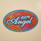 100% Angel Sticker