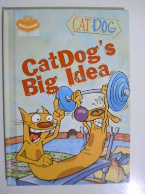Nickelodeon CatDog Book - HB - Cadog's Big Idea
