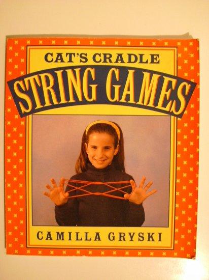 Cat's Cradle String Games