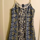 Miken Spaghetti Strap Short Dress - Sz Juniors M