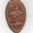 Dollywood Chapel - Elongated Penny